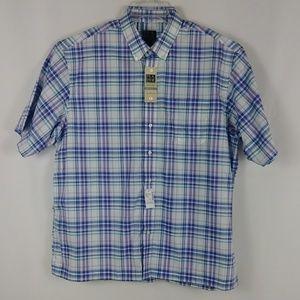 NWT Jos. A. Bank casual button shirt men size XXL